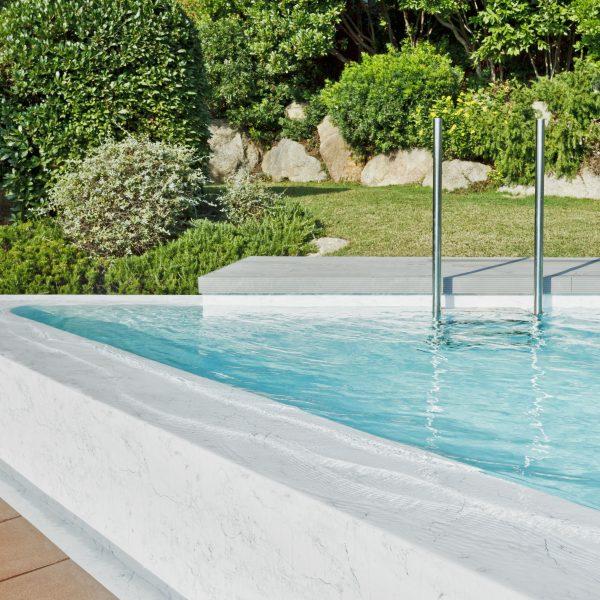 Schwimmbadbau hellblau - Alkorplan Touch Vanity Schwimmbeckenabdichtung