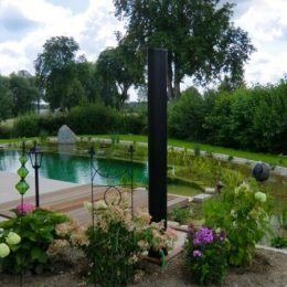 Wassergarten in Geisling