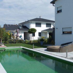 Hochwertige Teichfolie für Schwimmteich in Bad Abbach